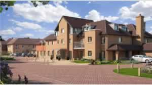 Stony Stratford New build